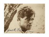 Jack London Giclee Print