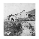 Kirkstone Pass Inn, the Lake District, Westmorland, Late 19th or Early 20th Century Giclee Print by G Waters