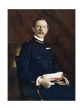 Lieutenant General Sir He Colvile, Commander of the 9th Division, South Africa Field Force, 1902 Giclee Print by Elliott & Fry