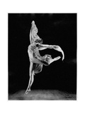Isadora Duncan Dancing with Scarf, C. 1918 Giclee Print