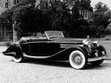 A 1937 Hispano-Suiza K6 Car Photographic Print