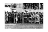 Crowd at the Races, C1920-1939 Giclee Print