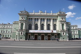 Mariinsky Theatre, St Petersburg, Russia, 2011 Photographic Print by Sheldon Marshall