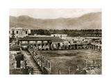 Caserma Dei Glagiatori, Pompeii, Italy, C1900s Giclee Print