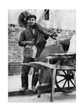Chimney Sweep, London, 1926-1927 Giclee Print by  McLeish