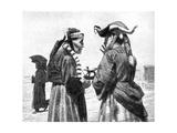 Two Jewish Women, Greece, 1922 Giclee Print by HA Fawcett
