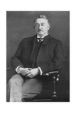 Cecil John Rhodes, British-Born South African Businessman, Mining Magnate, Politician, 1902 Giclee Print by Cecil John Rhodes