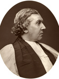 Archibald Campbell Tait, Dd, Archbishop of Canterbury, 1876 Photographic Print by  Lock & Whitfield