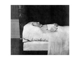 King Edward VII, in His Last Sleep, 1910 Giclee Print by  Downey