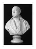 Bust of George Saunders, British Architect, 1831 Photographic Print by Francis Legatt Chantrey