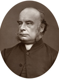 Right Rev William Connor Magee, Dd, Bishop of Peterborough, 1877 Photographic Print by  Lock & Whitfield