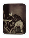 Alexander Herzen, Russian Writer and Thinker, 1861 Giclee Print by Sergei Levitsky