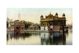 Golden Temple, Amritsar, Punjab, India, C1930s Giclee Print by E Candler