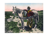 Gaucho, Argentina, Early 20th Century Giclee Print
