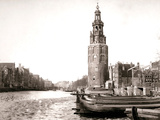 The Montelbaanstoren, Amsterdam, 1898 Photographic Print by James Batkin