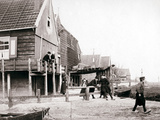 Marken Island, Netherlands, 1898 Photographic Print by James Batkin