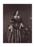 Empress Elisabeth of Austria, 19th Century Giclee Print by Franz Hanfstaengl