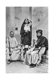 People of Cairo, Egypt, C1922 Giclee Print by Donald Mcleish