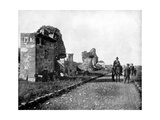 The Appian Way, Rome, 1893 Giclee Print by John L Stoddard