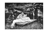 Tess of the D'Urbervilles, 1923 Giclée-Druck von Hubert von Herkomer