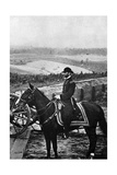William Tecumseh Sherman, American Soldier, 1864 Giclee Print by Matthew Brady
