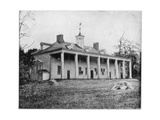 George Washington's Home, Mount Vernon, Virginia, Late 19th Century Giclee Print by John L Stoddard