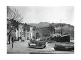 The Port of Cassis, France, 1937 Giclee Print by Martin Hurlimann