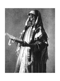 Yemeni Orthodox Jew, 1914 Giclee Print by Donald Mcleish