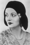 Tallulah Bankhead (1902-196), American Actress, 20th Century Photographic Print by Dorothy Wilding