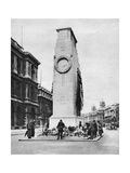 The Cenotaph, Whitehall, London, 1926-1927 Giclee Print by  McLeish