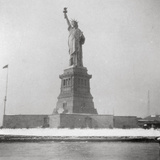 Statue of Liberty, New York City, USA, 20th Century Photographic Print by J Dearden Holmes