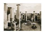 Casa Di Marco Olconio, Pompeii, Italy, C1900s Giclee Print