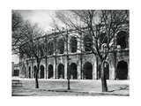 The Roman Arena, Nimes, Provence, France, 1937 Giclee Print by Martin Hurlimann