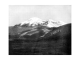 Mount Chimborazo, Ecuador, 1893 Giclee Print by John L Stoddard
