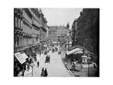 The Graben, Vienna, Late 19th Century Giclee Print by John L Stoddard