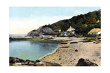 Babbacombe Bay, Torquay, Devon, 20th Century Giclee Print by Francis Frith