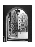 Mitre Court by the Temple, London, 1926-1927 Giclee Print by  McLeish