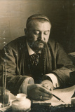 Alexander Kuprin, Russian Author, Early 20th Century Photographic Print by Karl Karlovich Bulla