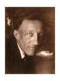 Alexander Blok, Russian Poet, 1921 Giclee Print by Moisei Solomonovich Nappelbaum