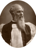 Right Rev John Charles Ryle, DD, Bishop of Liverpool, 1883 Photographic Print by  Lock & Whitfield