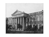 National Congress, Santiago, Chile, Late 19th Century Giclee Print by John L Stoddard