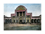 Gate of the Palace of the Shah, Tehran, C1890 Giclee Print by  Gillot