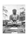 The Great Bronze Buddha, Japan, Late 19th Century Giclee Print by John L Stoddard