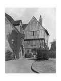 The Tudor Wing, Beeleigh Abbey, Near Maldon, Essex, 1924-1926 Giclee Print by RE Thomas