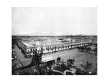 Panorama of the City of Mexico, 1893 Giclee Print by John L Stoddard