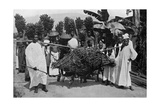 Marriage Custom, Uganda, 1920 Giclee Print by CW Hattersley