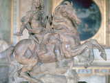 Equestrian Statue of King Louis XIV, 1670 Photographic Print by Gian Lorenzo Bernini