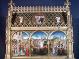 St Ursula Shrine, 1489 Photographic Print by Hans Memling