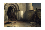 The Interdict, 1875 Giclee Print by Jean-Paul Laurens