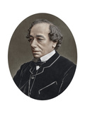 Benjamin Disraeli, Earl of Beaconsfield, British Conservative Prime Minister, 1881 Giclee Print by  Lock & Whitfield